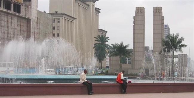 Демократической Республики Конго
