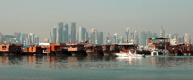 Работа в Дохе